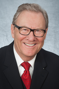 Friedrich Spindelberger Präsidium KSC