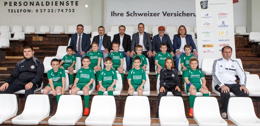 SC Steinertor KREMS Mannschaftsfotos Nachwuchs  Frühjahr 2015 Fotograf:    Ewald Rauscher se4a-pictures.at Bildrechte:  Ewald Rauscher se4a-pictures.at