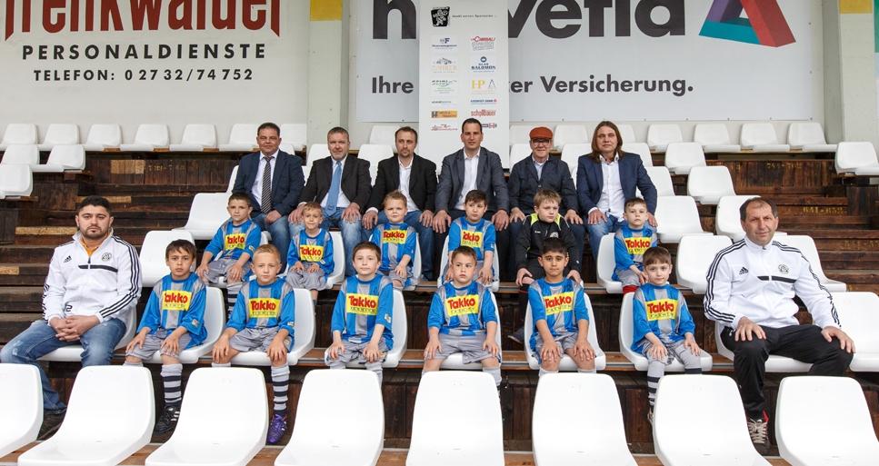 SC Steinertor KREMS Mannschaftsfotos  Nachwuchs Frühjahr 2015