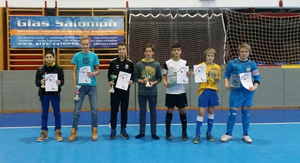 FutsalU14