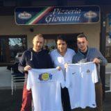 neue Polo-Shirts für die Betreuer