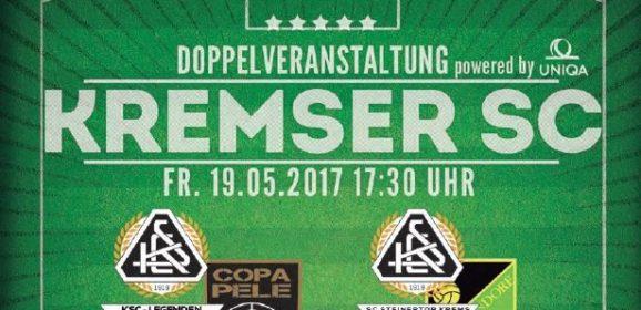 VORSCHAU: Derbytime in Krems!