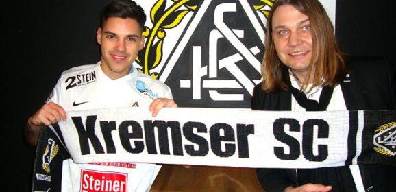 SC Steinertor Krems holt ersten Neuzugang