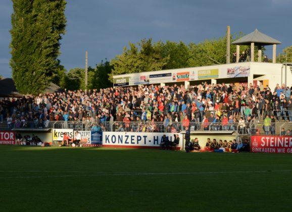 ÖFB Samsung Cup: Tolles Fußballfest in Krems