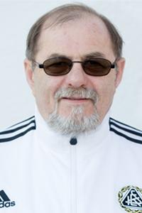 Rudolf Schuster Mannschaftsbetreuer KSC