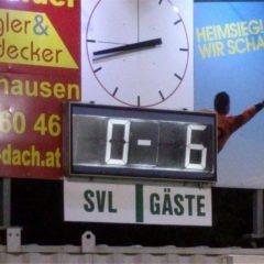 """Krems """"zerstört"""" Langenrohr mit 6:0"""
