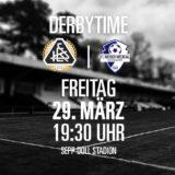 Fr, 29.3.2019 – DERBY – Kremser SC : Rohrendorf