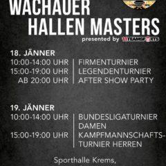 Wachauer Hallenmasters presented by