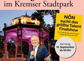 NÖN präsentiert die größten Talente im Kremser Stadtpark